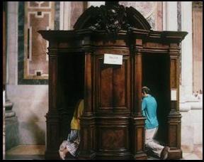 Sacrement de Pénitence ou Confession