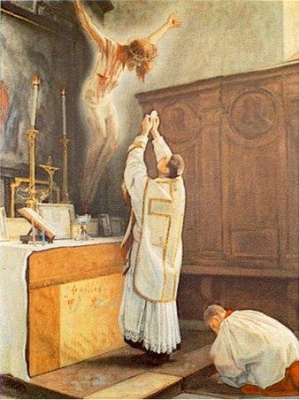 Garabandal rappelle la mission du Prêtre