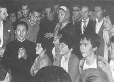 Padre Luis Andreu à Garabandal