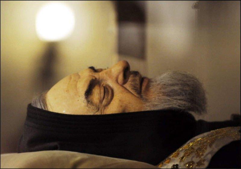 Padre Pio et Garabandal