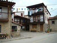 Maison typique de Garabandal