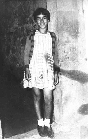 Mari Cruz de Garabandal
