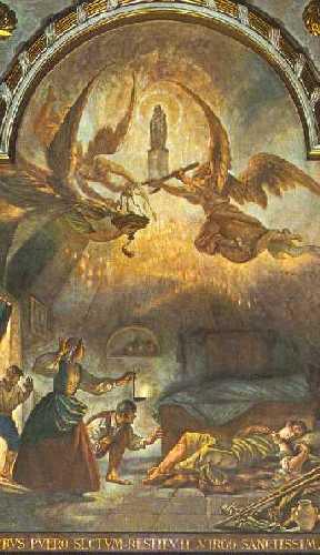 Miracle de Calanda - Senora del Pilar