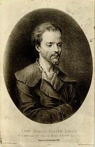 St Benoît Joseph Labre