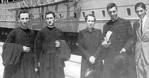 - La famille Andreu, Paul VI et Garabandal dans D- Des prêtres racontent famille-andreu