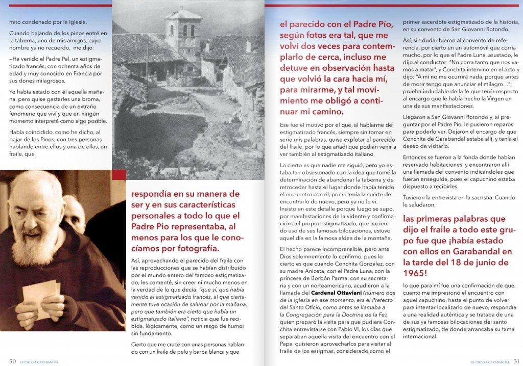 Padre Pio à Garabandal 2
